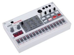 Description du sampler Korg Volca Sample