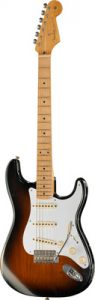 Fender Road Worn 50 stratocaster 2TS
