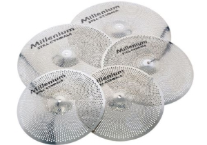 Les cymbales Cymbale Millenium Still Series Cymbal Set