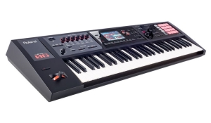 Description de la Worstation Roland FA-06