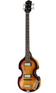 La Basse acoustique Harley Benton Beatbass VS Vintage Series