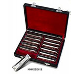 Harmonicas Harley Benton Blues Set