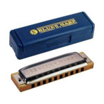 Harmonica Hohner Blues Harp MS C