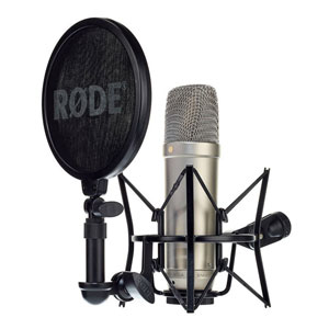 Micro Rode NT1-A Complete Vocal Recording