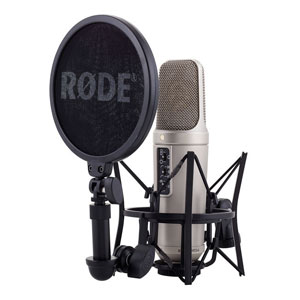 Micro Rode NT2-A Studio Set Solution