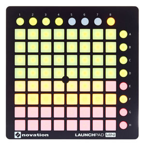 Controleur MIDI Novation Launchpad Mini MK2